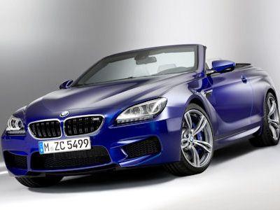 BMW M6 Cabrio 6er F12 4.4 V8 TwinPower Turbo Biturbo M DKG Drivelogic Efficient Dynamics DSC CBC DBC MDM