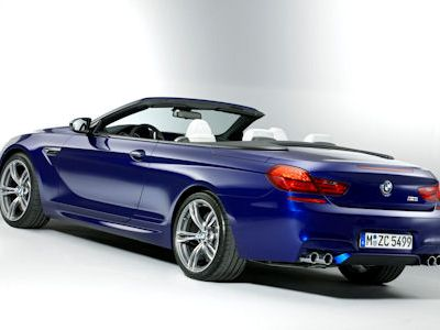 BMW M6 Cabrio 6er F12 4.4 V8 TwinPower Turbo Biturbo M DKG Drivelogic Efficient Dynamics DSC CBC DBC MDM