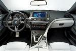 BMW M6 Cabrio 6er F12 4.4 V8 TwinPower Turbo Biturbo M DKG Drivelogic Efficient Dynamics DSC CBC DBC MDM Interieur Innenraum Cockpit