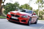 BMW M6 Coupe 2015 Competition Paket F13 4.4 V8 TwinPower Turbo M DKG Laptimer Ap GoPro App Front