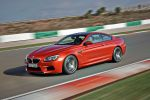 BMW M6 Coupe 2015 Competition Paket F13 4.4 V8 TwinPower Turbo M DKG Laptimer Ap GoPro App Front Seite