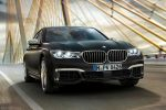 BMW M760Li xDrive 7er G12 Allrad V12 TwinPower Turbo Steptronic Sportgetriebe Luxus Limousine Front