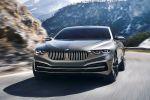 BMW Pininfarina Gran Lusso Coupe V12 Kauri Holz Luxus Oberklasse Concorso d'Eleganza Villa d'Este Front