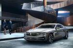 BMW Pininfarina Gran Lusso Coupe V12 Kauri Holz Luxus Oberklasse Concorso d'Eleganza Villa d'Este Front Seite