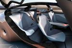 BMW Vision Next 100 Concept Car Technologie Studie Alive Geometry Rapid Prototyping Rapid Manufacturing Ultimate Driver autonomes Auto Boost Modus Ease Modus Companion Zukunft Interieur Innenraum