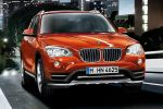 BMW X1 xLine E84 Facelift 2014 xDrive28i xDrive25d sDrive16d sDrive18d sDrive18i sDrive20d sDrive20i EfficientDynamics xDrive18d xDrive20d xDrive20i Kompakt SUV Allrad Connected Drive Internet Front