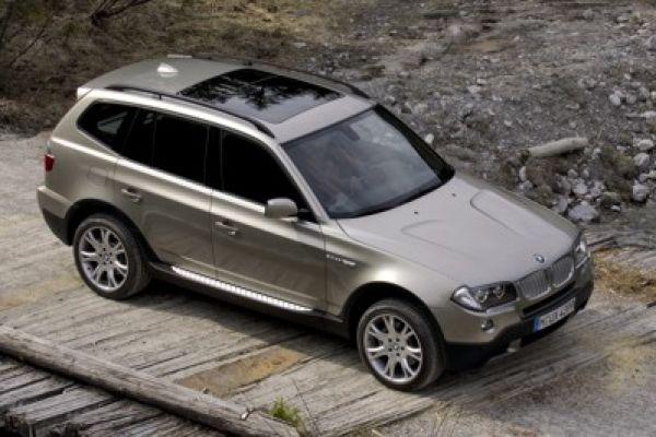 BMW X3: Kräftige Motoren und neues Design - Speed Heads