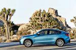 BMW X4 m40i F26 M Performance Sportversion SUV Coupe Reihensechszylinder TwinPower Turbo Benziner xDrive Allrad ConnectedDrive Services Seite
