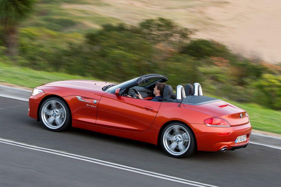 Bmw Z4 Roadster 2013 Der Neue Ausdruck Purer Fahrfreude