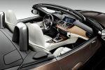 BMW Z4 Roadster Design Pure Fusion TwinPower Turbo sDrive18i sDrive20i sDrive28i sDrive35is Interieur Innenraum Cockpit