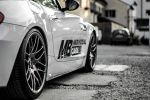 MB Individual Cars BMW Z4 sDrive35is E89 3.0 Twinturbo Roadster Carbon VRM Wheels V703 Performance Rad Felge Seite