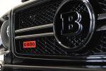Brabus 800 iBusiness iBusiness Mercedes-Benz G 65 AMG 6.0 V12 Biturbo Platinum Edition Ride Control Multimedia Apple TV iPad Mini Mac Mini iPhone iPod Touch Tablet Comand Internet WLAN Brabus Remote App Front Kühlergrill