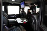 Brabus 800 iBusiness iBusiness Mercedes-Benz G 65 AMG 6.0 V12 Biturbo Platinum Edition Ride Control Multimedia Apple TV iPad Mini Mac Mini iPhone iPod Touch Tablet Comand Internet WLAN Brabus Remote App Front Fond Rücksitze