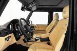 Brabus 800 Widestar Breitbau Mercedes-Benz G 65 AMG G-Klasse 6.0 V12 Biturbo Offroad Geländewagen Monoblock Platinum Edition Ride Control Interieur Innenraum Cockpit