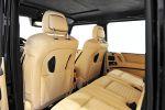 Brabus 800 Widestar Breitbau Mercedes-Benz G 65 AMG G-Klasse 6.0 V12 Biturbo Offroad Geländewagen Monoblock Platinum Edition Ride Control Interieur Innenraum Fond