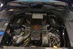 Brabus 850 6.0 Biturbo Coupe  Mercedes-Benz S 63 AMG Coupe 4MATIC Allrad S-Klasse V8 Leistungssteigerung Tuning Monoblock Platinum Edition Aerodynamik Carbon Shadow Gold Chrom Motor Triebwerk