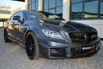 Brabus 850 6.0 Biturbo Widestar Mercedes-Benz CLS 63 AMG 6.0 V8 Biturbo Rocket 800 Monoblock R Platinum Edition Front