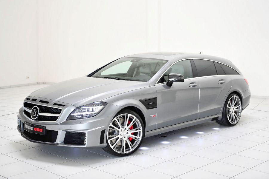 Mercedes Cls  Amg Seite