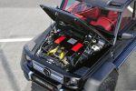 Brabus B63S 700 6x6 Mercedes-Benz GL 63 AMG V8 Biturbo Offroad Geländewagen Pickup Monster AMG Speedshift 7G Tronic Front Motor