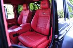 Brabus B63S 700 6x6 Mercedes-Benz GL 63 AMG V8 Biturbo Offroad Geländewagen Pickup Monster AMG Speedshift 7G Tronic Interieur Innenraum Fond