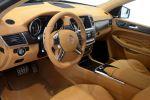 Brabus B63S 700 Widestar Mercedes-Benz GL 63 AMG Onroad Offroad SUV Geländewagen 5.5 V8 Biturbo Interieur Innenraum Cockpit