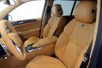 Brabus B63S 700 Widestar Mercedes-Benz GL 63 AMG Onroad Offroad SUV Geländewagen 5.5 V8 Biturbo Interieur Innenraum Cockpit Sitze