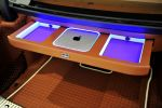 Brabus iBusiness 6.0 Biturbo iBusiness Mercedes-Benz S 63 AMG S-Klasse Monoblock Multimedia Apple iPad Mini iPhone Mini Tablet Dockingstation Comand Internet HotSpot Interieur Innenraum Kofferraum
