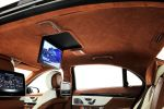 Brabus iBusiness 6.0 Biturbo iBusiness Mercedes-Benz S 63 AMG S-Klasse Monoblock Multimedia Apple iPad Mini iPhone Mini Tablet Dockingstation Comand Internet HotSpot Interieur Innenraum Fond