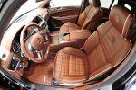 Brabus B63 620 Widestar Mercedes-Benz GL 63 AMG Onroad Offroad SUV Geländewagen 5.5 V8 Biturbo Interieur Innenraum Cockpit