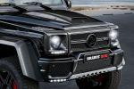 Brabus Mercedes-Benz G 500 4x4 Geländewagen Offroader 4.0 V8 Biturbo Beadlock Tuning Leistungsseigerung Portalachsen Front