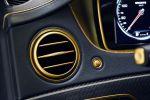 Brabus Rocket 900 Desert Gold Edition Mercedes-AMG S 65 S-Klasse W222 Limousine V12 Biturbo Zwölfzylinder Tuning Leistungssteigerung Interieur Innenraum