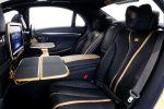 Brabus Rocket 900 Desert Gold Edition Mercedes-AMG S 65 S-Klasse W222 Limousine V12 Biturbo Zwölfzylinder Tuning Leistungssteigerung Interieur Innenraum Fond Rücksitze