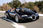 Bugatti Veyron 16.4 Grand Sport Vitesse 8.0 V16 Cabrio Front Seite Ansicht