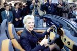 Brigitte Nielsen Dschungelcamp Essen Motor Show 1994 Hollywood Star Ikone Schauspielerin Model Auto