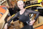 Brigitte Nielsen Dschungelcamp Essen Motor Show 2010 Hollywood Star Ikone Schauspielerin Model Auto