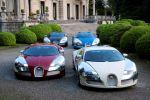 Bugatti Veyron 16.4 8.0 W16 Supersportwagen Front