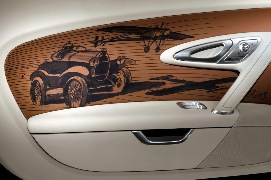 bugatti grand sport vitesse black bess echtes gold und ein rennpferd dazu speed heads. Black Bedroom Furniture Sets. Home Design Ideas