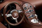 Bugatti Veyron 16.4 Grand Sport Vitesse Ettore Bugatti Les Legendes de Bugatti 8.0 V16 Cabrio Roadster Typ 41 Royale Interieur Innenraum Cockpit