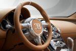 Bugatti Veyron 16.4 Grand Sport Vitesse Rembrandt Bugatti Les Legendes de Bugatti 8.0 V16 Cabrio Roadster tanzender Elefant Typ 41 Royale Bronze Interieur Innenraum Cockpit Lenkrad