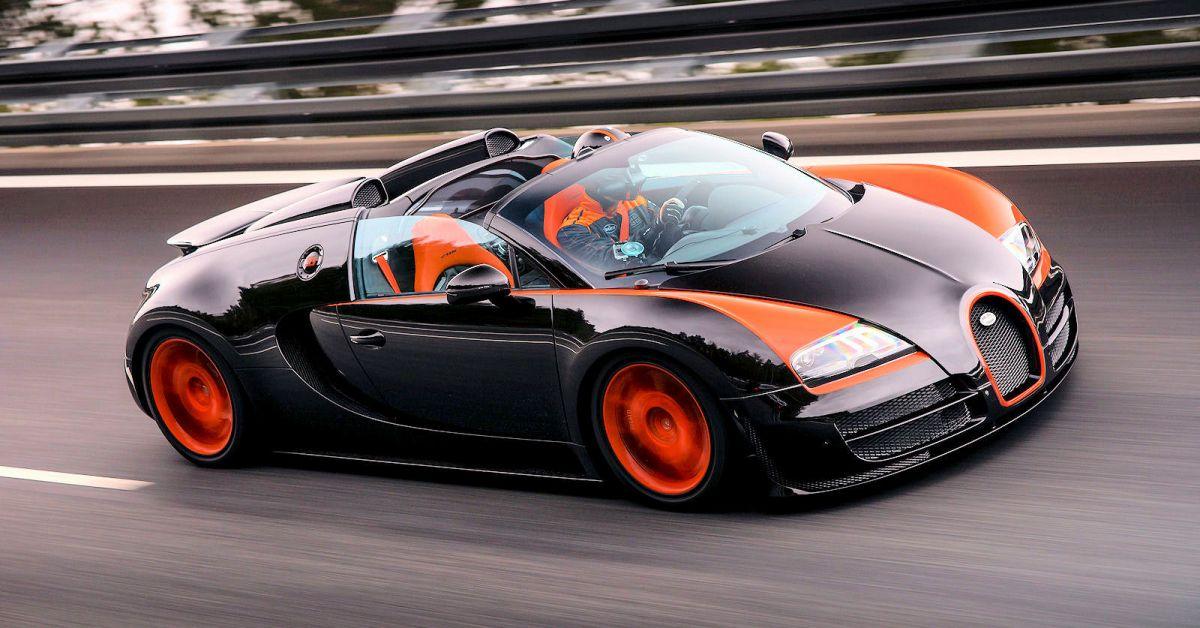 bugatti veyron 16 4 grand sport vitesse neuer weltrekord f r cabrios speed heads. Black Bedroom Furniture Sets. Home Design Ideas