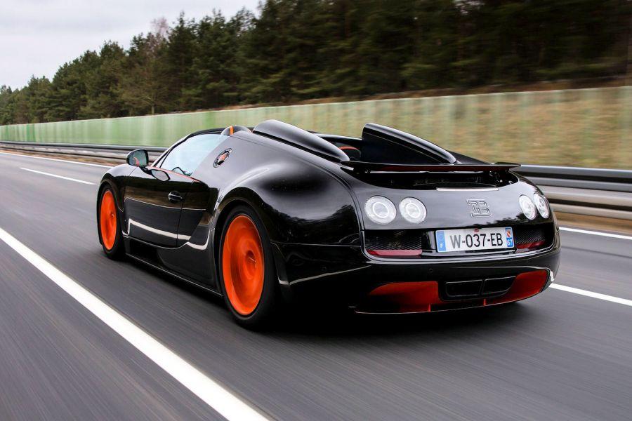 bugatti veyron 16 4 grand sport vitesse neuer weltrekord. Black Bedroom Furniture Sets. Home Design Ideas