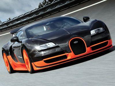 Bugatti Veyron on Bugatti Veyron 16 4 Super Sport  Das Schnellste Auto Der Welt