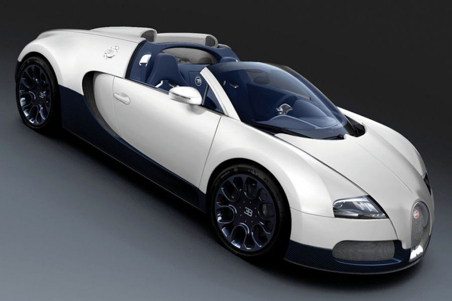 bugatti veyron grand sport shanghai edition ein offenes. Black Bedroom Furniture Sets. Home Design Ideas