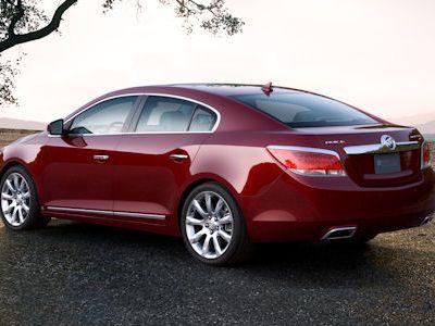 Buick LaCrosse: Luxus-Limo fährt dynamisch in die Zukunft