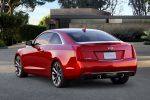 Cadillac ATS Coupe 2.0 Turbo 3.6 V6 CUE Cadillac User Experience Magnetic Ride Control Heck Seite