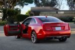 Cadillac ATS Coupe 2.0 Turbo 3.6 V6 CUE Cadillac User Experience Magnetic Ride Control Heck
