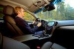 cadillac ats premium 2.0L test - turbo awd allrad automatik luxus premium limousine cue cadillac user experience tour sport fahrbericht interieur innenraum cockpit christian brinkmann