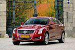 cadillac ats premium 2.0L test - turbo awd allrad automatik luxus premium limousine cue cadillac user experience tour sport fahrbericht front