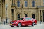 cadillac ats premium 2.0L test - turbo awd allrad automatik luxus premium limousine cue cadillac user experience tour sport fahrbericht front seite