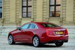 cadillac ats premium 2.0L test - turbo awd allrad automatik luxus premium limousine cue cadillac user experience tour sport fahrbericht heck seite